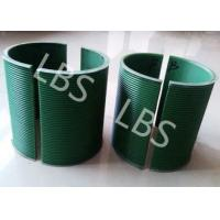 Polymer Nylon Lebus Grooved Drum Engineering Machinery Winch / Hoist
