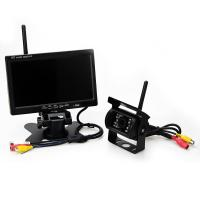 Buy cheap 7 Inch Backup Camera Kit Wireless Security Camera Automatic Operation from wholesalers