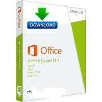 China Microsoft Original Software Office 2013 HS Instant Free Download on sale