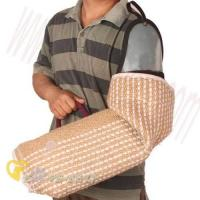 Buy cheap New Army bite sleeve made of  linen material from wholesalers