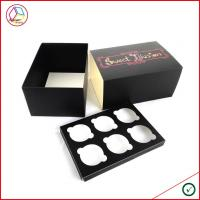 Buy cheap Paper gift box for apple pie from wholesalers