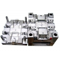 Buy cheap 0.02mm Tolerance Metal Multi Cavity Injection Molding from wholesalers