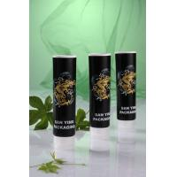 Black Silk Printing PBL Tube Laminated Gravure Printing 425μ Thickness for Body Lotion