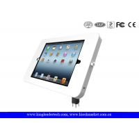 Buy cheap Desktop Mounted iPad / tablet kiosk stand with Metal Material Flexible Goose from wholesalers