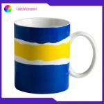 Buy cheap Ceramic Decal Coffee Mug personalised mugs custom printed mugs Office use tea mug set from wholesalers