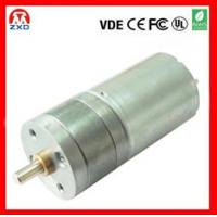 Buy cheap 25mm dc geared motor 6V 12V 24V For game machine from wholesalers