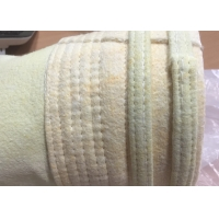 Buy cheap GCP Silo Gas Cleaning DDS Fiberglass Industrial  Dust Collector Filter Bags from wholesalers