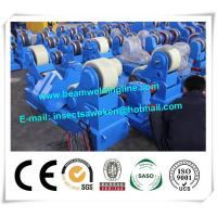 Pipe Welding Rotator For Wind Tower Production Line 100-1000mm/min
