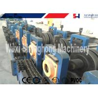 Buy cheap Interchangeable C Shaped Purlin Roll Forming Machine Roofing C Purlin Truss from wholesalers