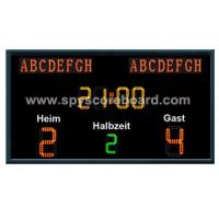 Buy cheap LED Electronic Football Game Scoreboards, Wireless Control from wholesalers