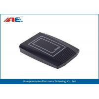 Buy cheap Lightweight USB HF RFID Smart Card Reader Writer , Programmable ISO15693 RFID Reader from wholesalers