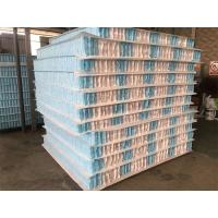 Buy cheap Individually Pocketed Coils Spring Fire Retardant With Non Woven Fabric from wholesalers