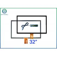 Buy cheap 32 Inch Projected Capacitive Pcap Touch Screen With USB Controller And USB Cable from wholesalers