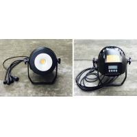 Buy cheap 100W Cob Warm White Color Or Red Green Blue Rgbw LED Par Can 0 - 100% Linear from wholesalers