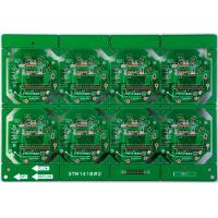 Buy cheap Halogen Free Double Sided Two Layer PCB For Industry Control Fast Turn Around from wholesalers