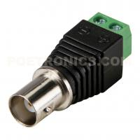 Buy cheap BNC-FC BNC Female Socket to Screw Terminal Block Adapter for Coaxial Cable from wholesalers