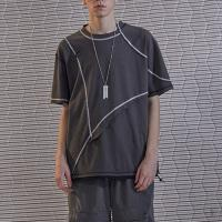Buy cheap Male Anti Shrink Fashion T Shirt , High End Hiphop Stylish T Shirts For Guys from wholesalers
