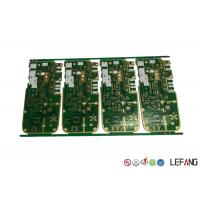 Wholesale 4 Layers High Frequency PCB Board ENIG Surface Communication Device Application from china suppliers