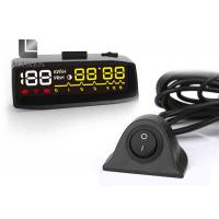 Buy cheap OBD-II HUD Tire Pressure Plate Car Head Up Display 2017 For Universal Car Models from wholesalers