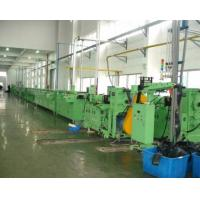 Buy cheap Rubber Extrusion Microwave Vulcanizing Production Line from wholesalers