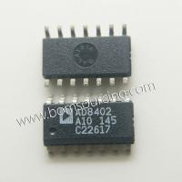 Buy cheap AD8402A10 SOP14 Digital Potentiometer 10k Ohm 2 Circuit 256 Taps With SPI Interface from wholesalers
