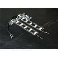 Buy cheap Electric Heating Element Wire Coil / Electric Fan Coil Heater SS Steel Metal Plate from wholesalers
