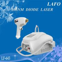 Buy cheap portable 808nm Diode Laser Hair Removal Machine Price from wholesalers