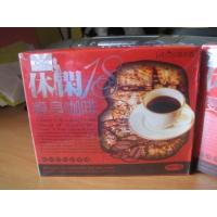 China Fast Effective Leisure 18 Slimming Coffee For Losing Weight ( 18bag * 10g ) leisure 18 slimming Coffee Gold on sale