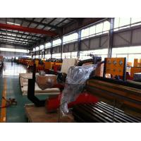 Buy cheap Pressure Vessel CNC Plasma Cutting Machine / Robot Cutting System from wholesalers