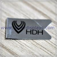 Buy cheap  Promotional Metal Paper Clip/Metal Spring Clips/Memo Clip from wholesalers