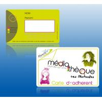 Wholesale fashional PVC membership card from china suppliers