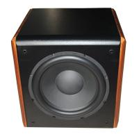 12''  Good Bass 200W Amplifier And Subwoofer For 5.1 Home Theater System Manufactures