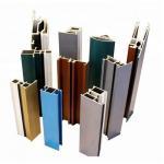 Buy cheap Anodized Extrusion Aluminium Profile For Sliding Wardrobe Door from wholesalers