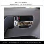 Buy cheap Chrome Interior Car Door Handle for Toyota Land Cruiser FJ200 LC200 2008 - 2019 from wholesalers