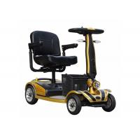 Buy cheap Folding Electric Mobility Scooter 7.8 KM Per Hour Light Weight Slow Speed from wholesalers