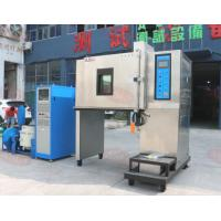 Buy cheap Electronics Equipment Vibration Temperature Humidity Environmental Combined Test Chamber from wholesalers