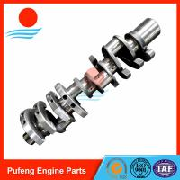 Wholesale Hino diesel engine parts supplier in China casting steel crankshaft F17D F17E from china suppliers