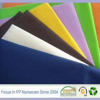 Wholesale PP nonwoven fabric material good quality TNT tablecover from china suppliers