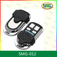 Buy cheap 4-channel cloning garage door remote controller 433mhz gate opener remote control SMG-012 from wholesalers