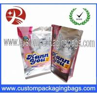 China Aluminum Foil Pet Plastic Food Packaging Bags Stand Up Zipper Pouch on sale