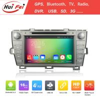 China In-dash Car Mobile Electronics Double Din Touch Screen Auto Raido For Toyota Prius on sale