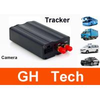 Buy cheap GPS car tracker system Real time car gps tracker with camera fuel sensor and temp sensor from wholesalers