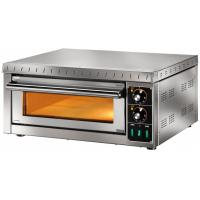 China Stone Pizza Oven Electric Baking Ovens With Glass And Light Mini Design on sale