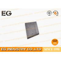 Buy cheap High Density Reinforced Carbon Graphite Sheet  Pad Customized For Machines from wholesalers