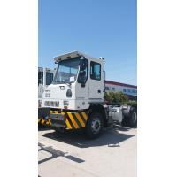 Buy cheap Sinotruk HOVA Euro 2 Terminal Lorry Tractor Truck 4x2 6 Wheel For Port from wholesalers