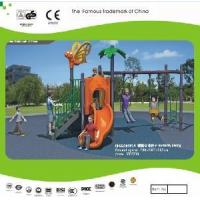 Buy cheap Outdoor Playground Equipment Seesaw and Swings Toys product