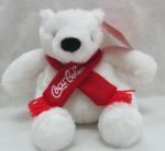 Buy cheap Coca Cola Bear Polar Bear Plush Toys from wholesalers