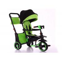 Buy cheap 3 Wheel Bicycle Trike Childrens Ride On Toys Easy Portable And Storage Baby Tricycle Kids from wholesalers