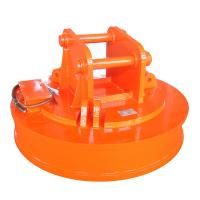 Buy cheap Small Scrap Metal Magnet , Hydraulic Magnet For Excavator Considerate Operation Reliability from wholesalers