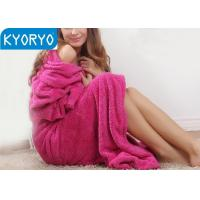 Buy cheap Reversible Dual Snuggle TV Blanket With Sleeves For Cool Autumn 140 x 180cm from wholesalers